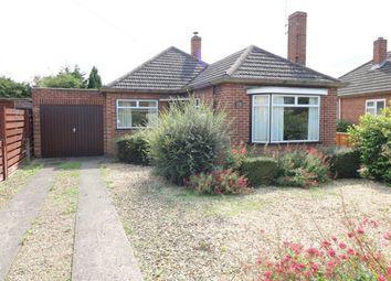 Thumbnail 2 bed detached bungalow for sale in Castle Drive, Northborough, Market Deeping, Cambridgeshire