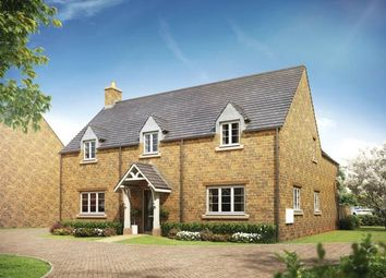 Thumbnail 5 bed detached house for sale in Sibford Road, Hook Norton, Banbury, Oxfordshire