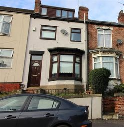Thumbnail 3 bedroom terraced house for sale in Bolsover Road, Sheffield