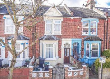 Thumbnail 3 bedroom terraced house for sale in Roslyn Road, London