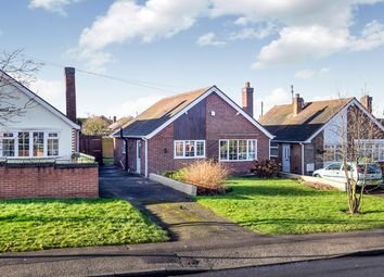 Thumbnail 2 bed bungalow for sale in Mill Road, Newthorpe, Nottingham