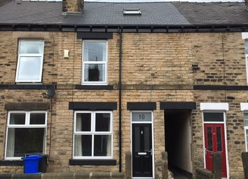 Thumbnail 3 bed terraced house to rent in Tasker Road, Sheffield