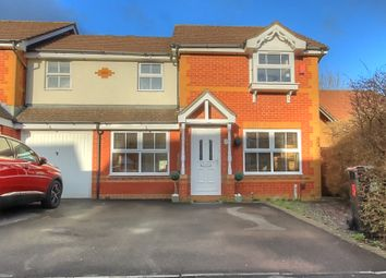 Thumbnail 3 bed detached house for sale in The Beeches, Bradley Stoke, Bristol