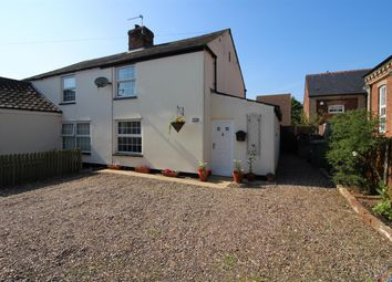 Thumbnail 2 bedroom semi-detached house for sale in The Hills, Reedham, Norwich