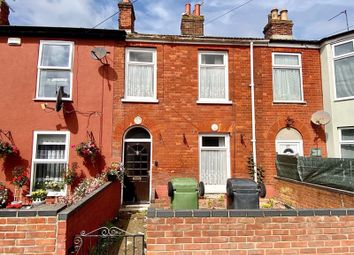Thumbnail 3 bed terraced house for sale in Duncan Road, Great Yarmouth