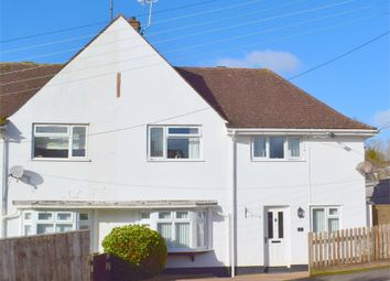 Thumbnail 3 bed semi-detached house for sale in Meadow Road, Budleigh Salterton