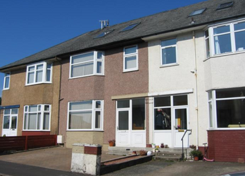 Thumbnail Terraced house to rent in Glenburn Crescent, Largs