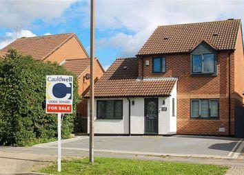 4 bed detached house for sale in Lichfield Down, Walnut Tree, Milton Keynes MK7