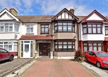 Thumbnail 4 bedroom terraced house for sale in Perth Road, Ilford, Essex