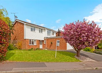 Thumbnail 4 bedroom detached house for sale in Barnards Hill, Marlow, Buckinghamshire