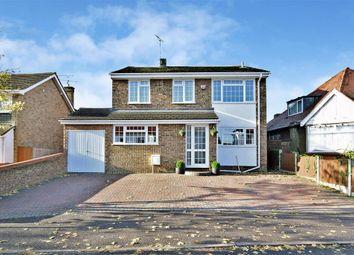 Thumbnail 4 bed detached house for sale in Herbert Road, Rainham, Gillingham, Kent