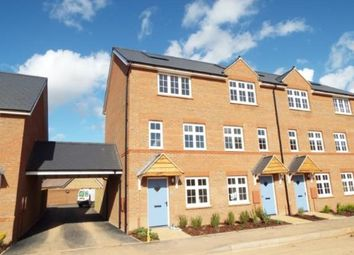 Thumbnail 3 bed end terrace house for sale in Bathpool, Taunton, Somerset
