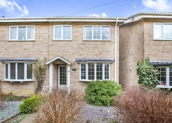 Thumbnail 3 bedroom end terrace house for sale in Pond Road, Toftwood, Dereham