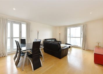 Thumbnail 2 bed flat to rent in Berkeley Tower, 48 Westferry Circus, London