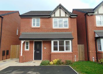 Thumbnail 3 bed detached house to rent in Deltic Place, Deltic Way, Kirkby, Liverpool
