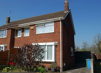 Thumbnail 3 bed property for sale in Meadowcroft Avenue, Preston