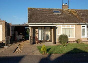 Thumbnail 2 bedroom semi-detached bungalow for sale in Oundle Drive, Moulton, Northampton