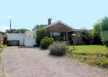 Thumbnail 3 bedroom bungalow for sale in Burnt House Road, Cantley, Norwich