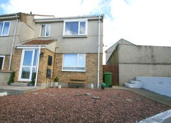 Thumbnail 3 bedroom end terrace house for sale in Hedingham Close, Plympton, Plymouth