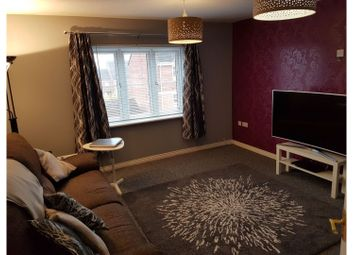 2 bed flat for sale in 6 Wisteria Way, Nuneaton CV10