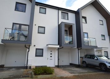 Thumbnail 3 bed terraced house for sale in Orchid Way, Beechfield View, Torquay, Devon