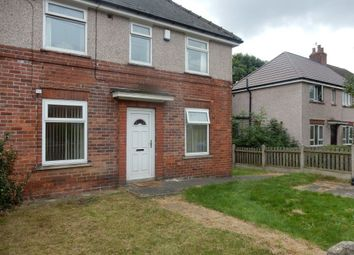 Thumbnail 3 bed property to rent in Crowder Close, Sheffield