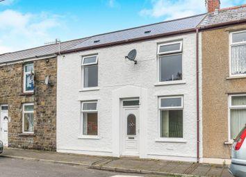 Thumbnail 3 bed terraced house for sale in Edmondes Street, Tylorstown, Ferndale, Rhondda Cynon Taff