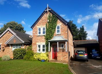Thumbnail 3 bed detached house for sale in Ashley Grange, Davenham, Northwich