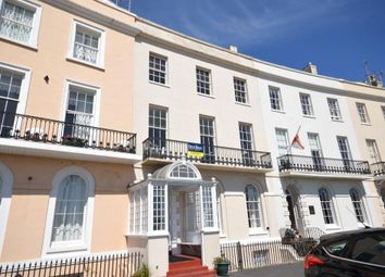 Thumbnail 2 bed flat to rent in Den Crescent, Teignmouth, Devon