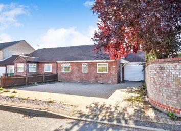 Thumbnail 2 bed end terrace house for sale in Hillfields, Toftwood, Dereham