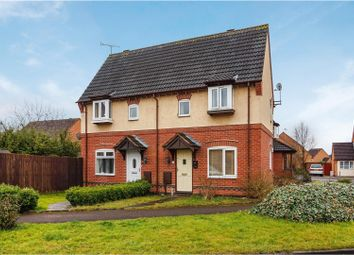 Thumbnail 1 bed semi-detached house for sale in Grasshopper Avenue, Worcester