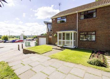 Thumbnail 3 bed end terrace house for sale in Knight Avenue, Canterbury