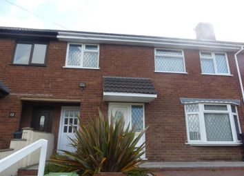 Thumbnail 3 bedroom terraced house to rent in Laburnum Grove, Walsall
