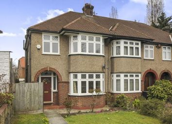 Thumbnail 3 bedroom end terrace house for sale in Ravensbourne Park, Catford, London, United Kingdom