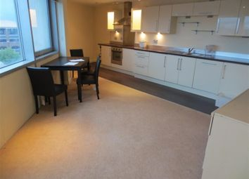 Thumbnail 2 bedroom flat to rent in Echo 24, West Wear Street, Sunderland
