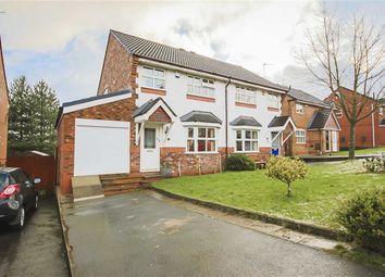 Thumbnail 3 bed semi-detached house for sale in Cravens Heath, Blackburn