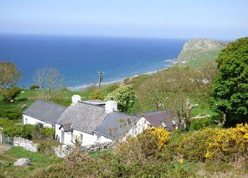 Thumbnail 3 bed detached house for sale in Pistyll, Nefyn, Pwllheli, Gwynedd