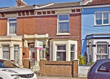 Thumbnail 2 bedroom terraced house for sale in Highgate Road, Portsmouth, Hampshire
