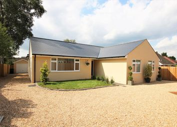 Thumbnail 3 bedroom detached bungalow for sale in Woolsbridge Road, St Leonards, Ringwood