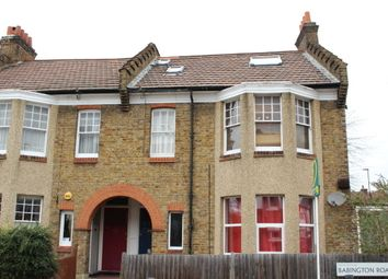 Thumbnail 4 bedroom maisonette for sale in Babington Road, London