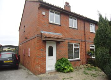 Thumbnail 2 bed semi-detached house to rent in Primrose Hill Close, Swillington, Leeds