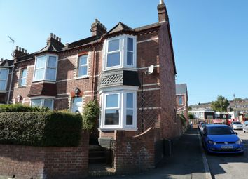 Thumbnail 3 bed semi-detached house to rent in Exwick Road, Exeter