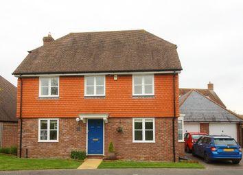Thumbnail 4 bed detached house for sale in Turner Avenue, Billingshurst