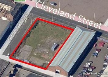 Thumbnail Land to let in Cleveland St, Wirral, Birkenhead, Merseyside