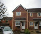 Thumbnail 1 bedroom semi-detached house to rent in St Pierre Drive, Warmley