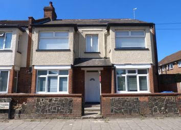 Thumbnail 3 bed flat to rent in Hawthorn Road, Willesden, London