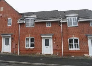 Thumbnail 3 bedroom terraced house to rent in Holborn Crescent, Priorlsee, Telford