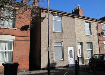 Thumbnail 2 bedroom end terrace house to rent in Festus Street, Netherfield, Nottingham
