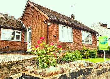 Thumbnail 2 bed detached bungalow for sale in Parkside, Belper