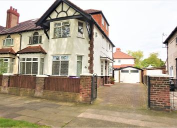 Thumbnail 6 bed semi-detached house for sale in Darby Road, Liverpool